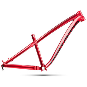 "DARTMOOR Hornet Hardtail Rahmen 27,5"" Red Devil"